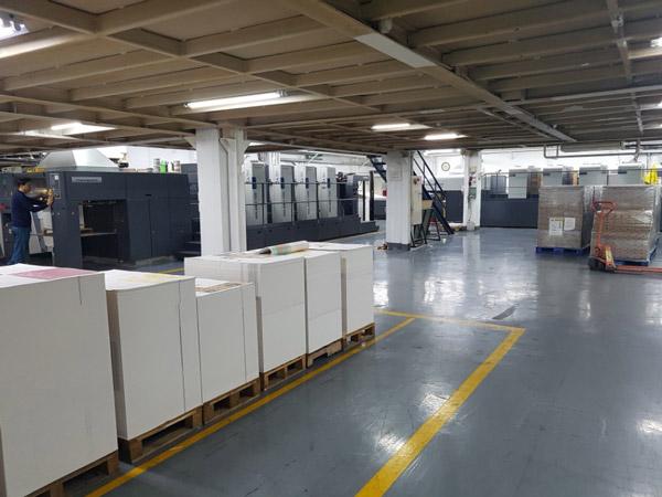 Компания Daehan Printech (Сеул, Южная Корея)