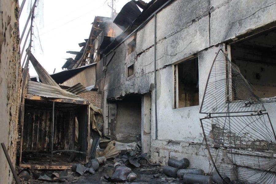 Взрыв в типографии «Риштон босмахонаси» (Узбекистан)
