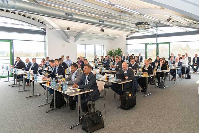 3-я всемирная партнерская конференция Weilburger Graphics