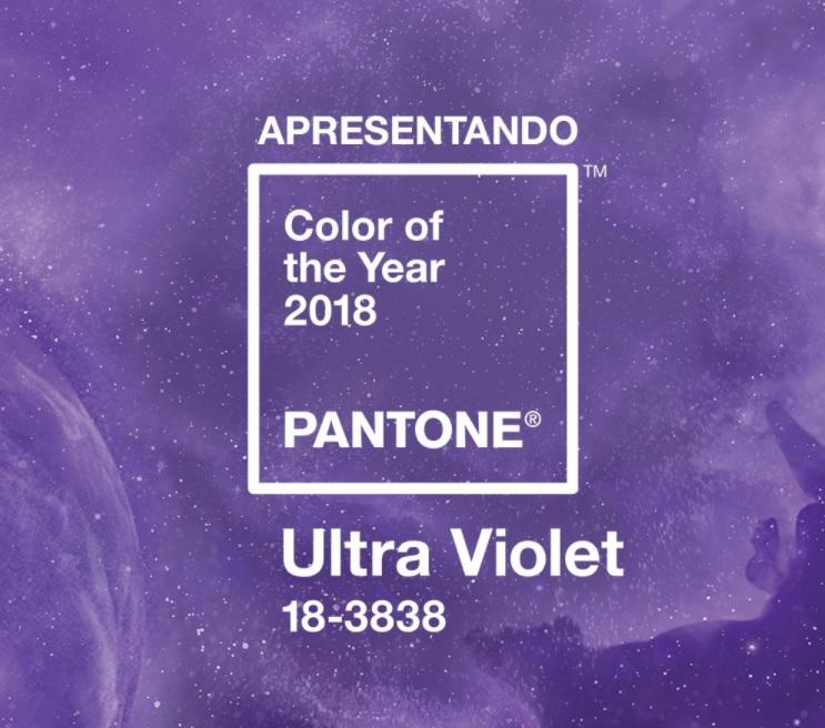 Главный цвет 2018 года