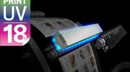 LED-UV технологии в полиграфии