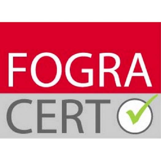 Сертификат FOGRA