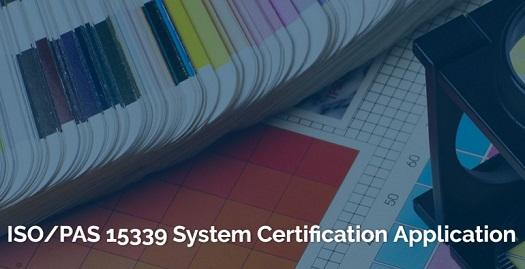 Сертификация Idealliance ISO / PAS 15339