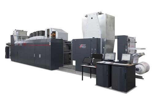печатная машина Uteco Sapphire Evo