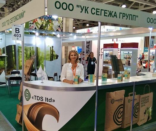 Segezha Group на выставке RosUpack