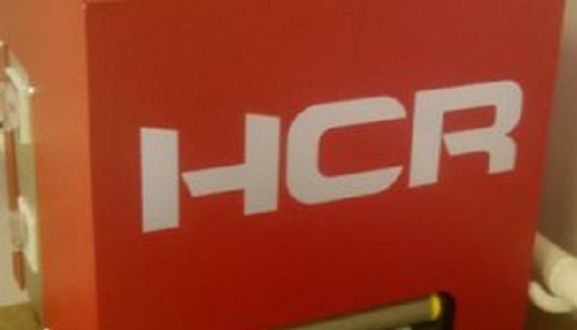 полуавтомат для кругления уголков переплётных крышек AUTOMABERG HCR