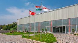 Nilpeter открывает новый завод в Азии