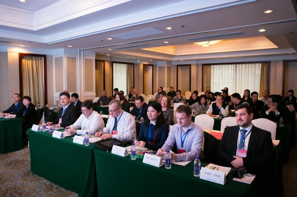 встреча представителей Группы «Илим» с производителями упаковки северо-восточного региона КНР