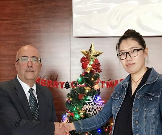 Manroland в Китае