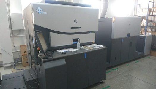 HP Indigo WS 6800