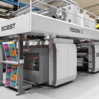 BOBST выпустила новую флексографскую машину