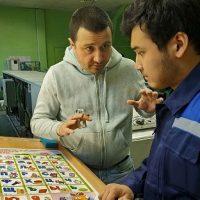 В Рыбинске проходит международный конкурс «Искусство печати»